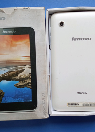 Lenovo Tab a7 на запчасти