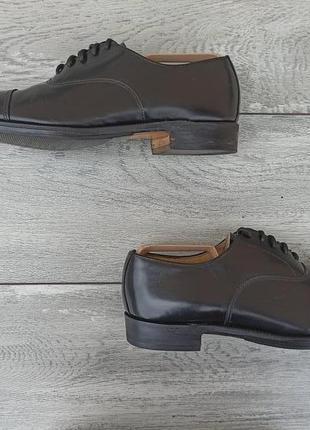 Loake мужские классические кожаные туфли оригинал англия