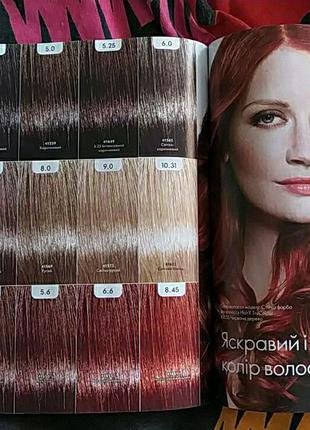 Стійка фарба для волосся
