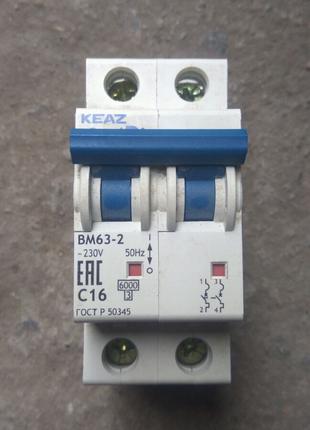 Автоматический выключатель KEAZ