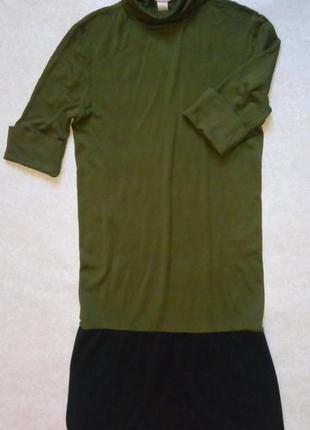 Трикотажное платье philippe matignon, италия, l