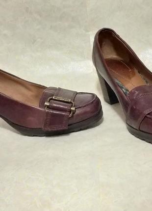 Туфли дорогого бренда marc o'polo, 37 р.