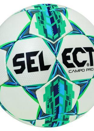 Футбольный мяч Select CAMPO PRO (размер 5)