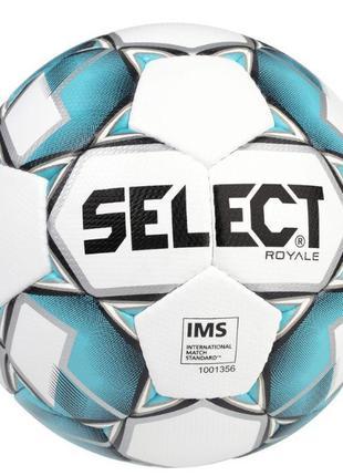 Футбольный игровой мяч SELECT Royale IMS