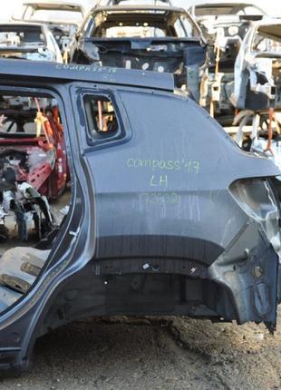 Четверть крыло задняя левая Jeep Compass 17- графит