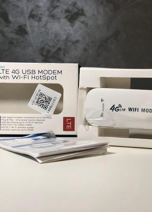 4g lte USB-модем wi-fi