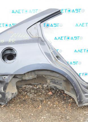 Четверть крыло задняя правая Subaru Legacy 15-19 серый K6U