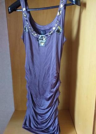 Мега люксовый бренд faith connexion-платье-м