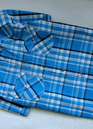 Стильная фирменная рубашка dognose 13-14л р.158-164