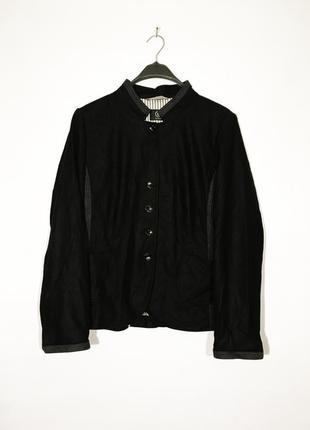 Шерстяной пиджак куртка bogner