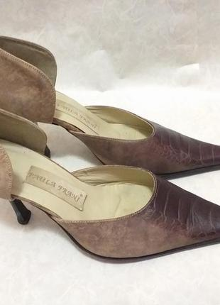 Paоla frani это дорогая брендовая обувь  36
