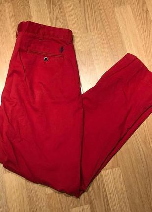 Штаны брюки чиносы ralph lauren