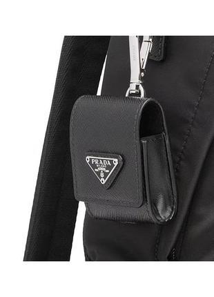 Prada 20ss сумка для наушников чехол на брелке