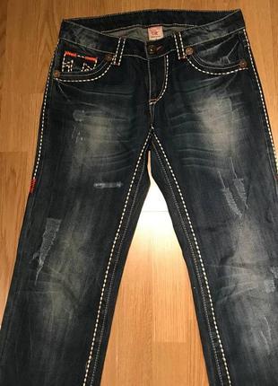 True religion rainbow bobby джинсы