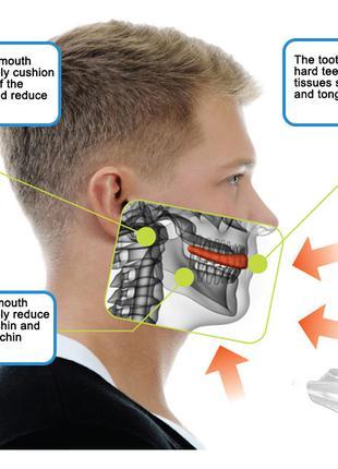 Капа боксерская отбеливающая от храпа защита для зубов