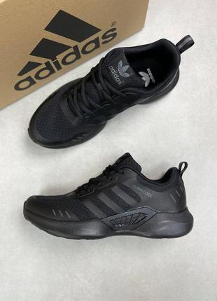 🔥 мужские кроссовки adidas climacool all black