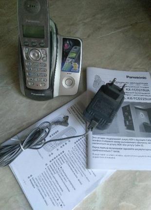 Радиотелефон Panasonic KX TCD-215UA