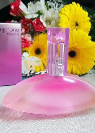 Calvin Klein Euphoria Blossom Оригинал EDТ  10 мл Затест