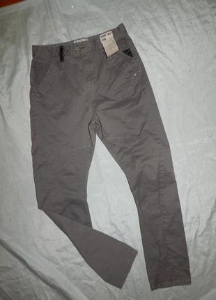 Штаны брюки джинсы модные на мальчика  chino14 лет 164см новые