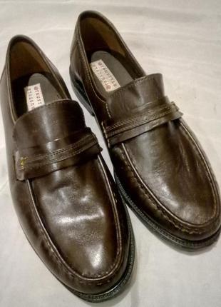 Туфли trustyle.42 кожа. новые.
