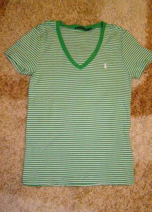 Оригинальная футболка ralph lauren