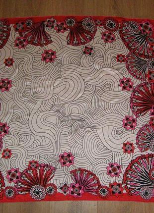 Шелковый платок passigatti, италия