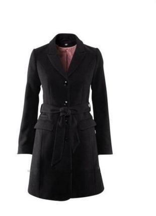 Пальто h&m,р.36 или р.с