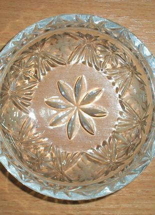 Крышечка от хрустальной вазочки