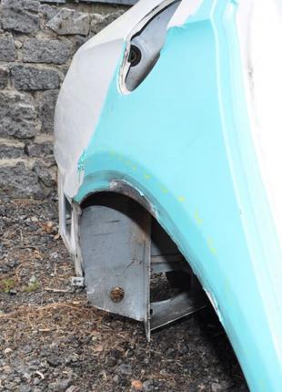 Четверть крыло задняя правая VW CC 08-17 белый мятая арка
