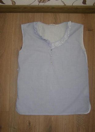 Блуза из хлопка acote, р.1 или р.с, франция