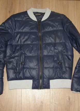 Куртка-бомбер stradivarius, р.м