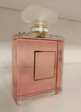 Coco Chanel Mademoiselle edt tester