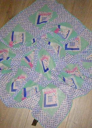 Шелковый платок nino pinto