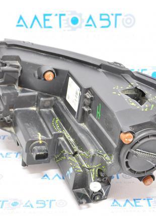 Фара передняя правая Jeep Compass 17- ксенон+led, побит корпус, с