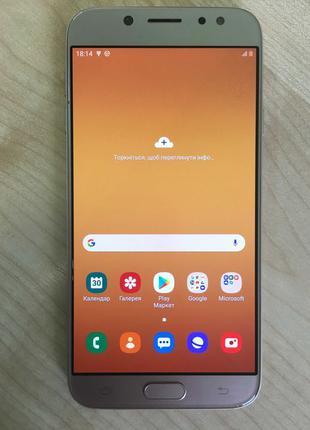 Смартфон Samsung Galaxy J7 J730F (95506)