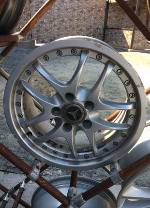 Комплект дисків  5*112  7.5J , R16 ,Audi, Mersedes, Volkswagen ,