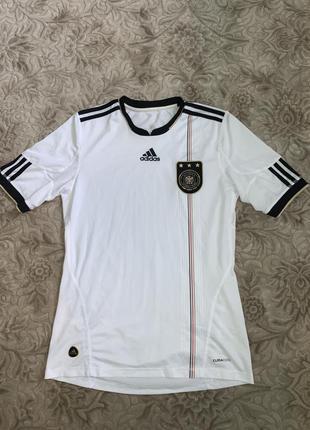 Спортивная футболка adidas deutscher fussball-bund