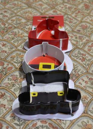 Набір форм для печива (набор подарочный для печенья)