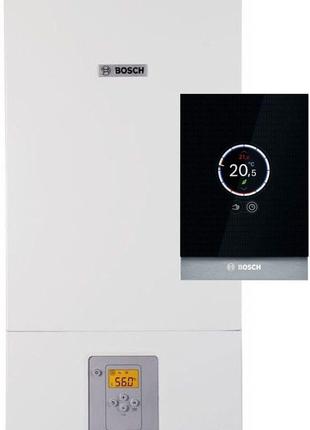 Котел газовий конденсаційний Bosch Condens 2500 W WBC 28-1 DC