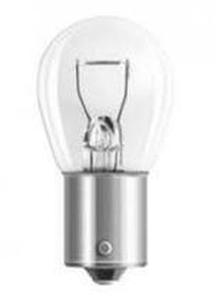 Автомобильная лампа 1529 Р21W 12V 21W BA15s 25x47 Bosma (10 штук)