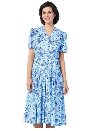 Платье  новое миди 48  размер принт скидка распродажа нарядное...