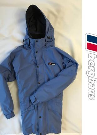 Berghaus куртка размер L. Ветровка флиска xl