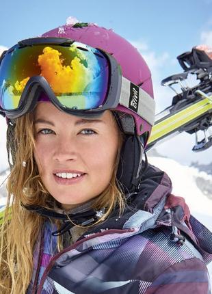 Лыжный шлем Crivit Германия, сноуборд, горнолыжный, взрослый