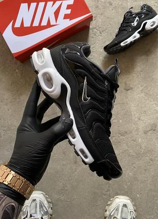 Nike air max tn black/white