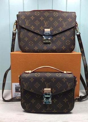 Женская сумка жіноча сумочка Louis Vuitton Луи Виттон