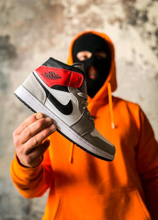 Nike Air Jordan 1 High OG Light Smoke Grey