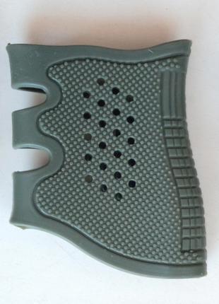 Резиновые накладки на рукоять для пистолета Glock