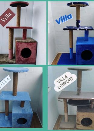 Когтеточека когткточки Драпки комплекс для котов кошек зоотовары