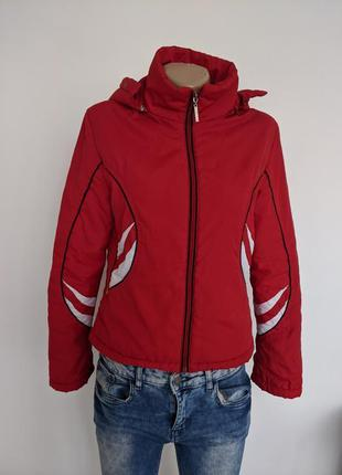 🔥🔥🔥 куртка красная спортивная демисезонная