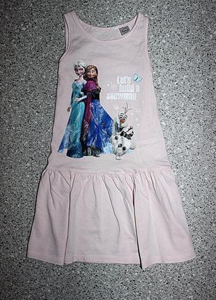 Платье фрозен анна и эльза